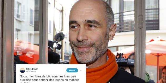 """Pour ce proche de Juppé, Les Républicains sont """"bien peu qualifiés pour donner des leçons"""" sur Bayrou"""