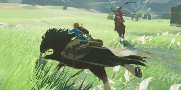 Zelda Breath of the Wild signe le retour gagnant de Nintendo à Hyrule