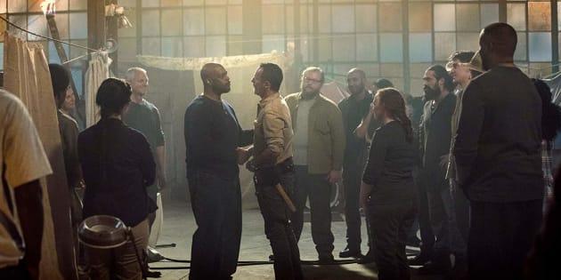 """Le résumé de """"The Walking Dead"""" saison 9 épisode 1."""