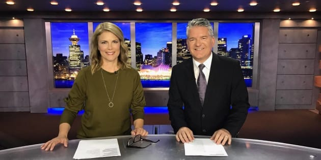 Tamara Taggert and Mike Killeen had anchored the CTV Vancouver evening newscast since 2011.