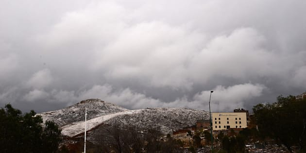 En zonas montañosas de Tamaulipas, San Luis Potosí y elevaciones superiores a los tres mil 200 metros de Querétaro, Hidalgo, Veracruz, Puebla, Tlaxcala, Estado de México y Ciudad de México hay posibilidad de que caiga nieve o aguanieve.