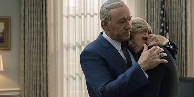 "Netflix suspend maintenant la production de ""House of Cards"" (mais envisagerait un spin-off)"