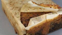 Questa torta alla frutta ha 106 anni ed è stata ritrovata in Antartide, ma profuma