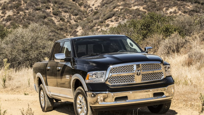Fca Recalls 1 4 Million Ram Pickups For Power Tailgate Issue Autoblog