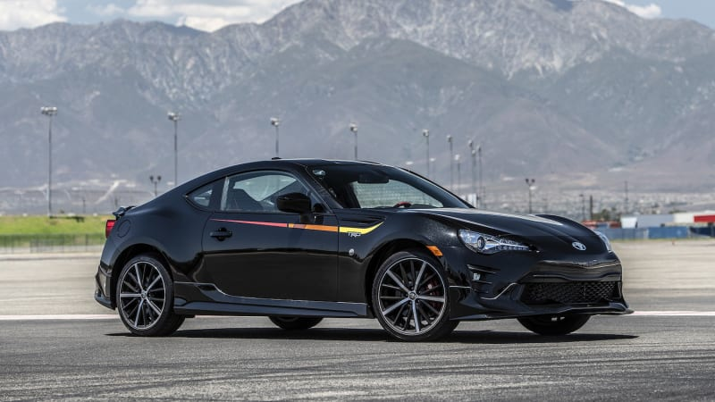Toyota reportedly working on second-generation 86