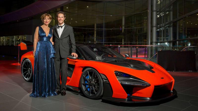 Last of 500 Allocated McLaren Sennas Sells at Auction