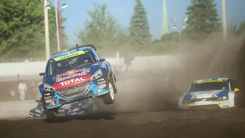 How Does An All Electric Rallycross Championship Sound Less Raucous Certainly Motorsport Is Reporting That Rallycars Will Form The Headline