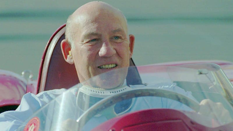Stirling Moss dies at age 90