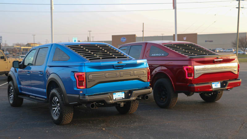 Fastback Ford F-150 proves crossover coupes are so hot right now