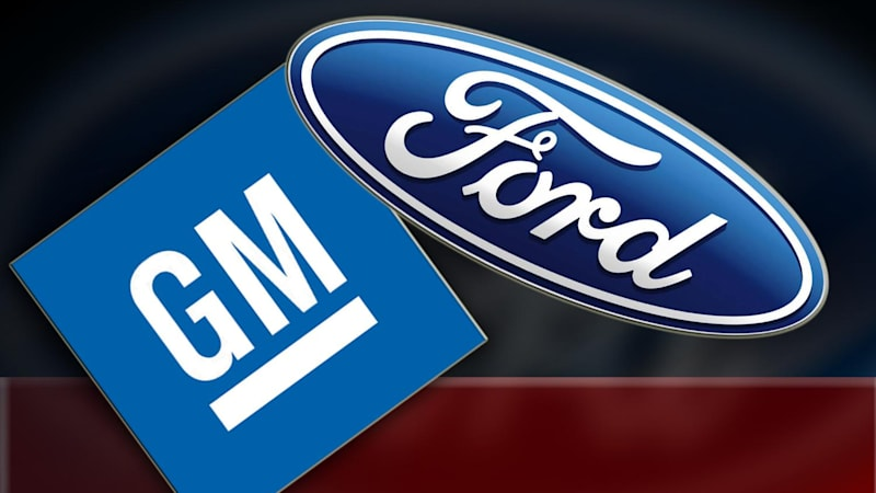 GM cuts white-collar salaries; Ford defers execs' pay, wants to restart some plants 1