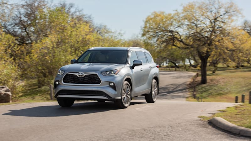 2021 Toyota Highlander Review | Better and now sportier