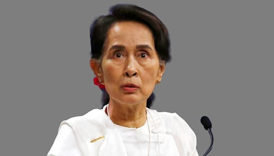Aung San Suu Kyi: Amnesty Withdraws Top Award Given To Myanmar