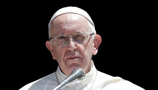 Pope Admits Some Catholic Priests, Bishops Have Sexually Abused