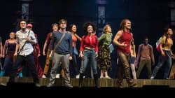 Découvrez les premières images de la comédie musicale