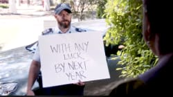 Australian Federal Police Channels 'Love Actually' For Christmas