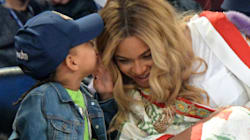 Beyonce Looks Just Like Blue Ivy In Her Mom's Adorable Throwback