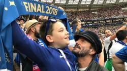 BLOG - La finale de la Coupe du monde, j'y