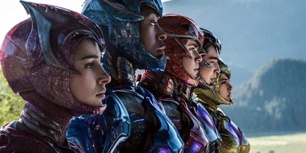 PowerRangers will be the first superhero film with a gay protagonist