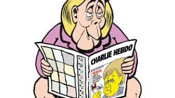 Merkel sur des toilettes pour lancer le premier
