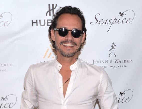 Marc Anthony confirms mother's death