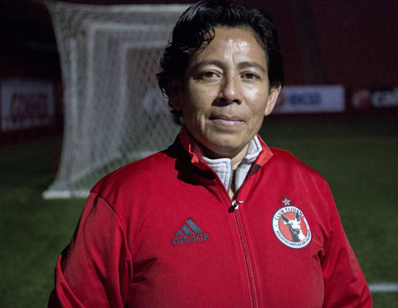 Founder of Mexico's first women's soccer team killed