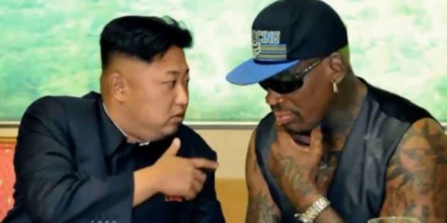 Dennis Rodman veut aller à Singapour pendant le sommet entre Kim Jong-Un et Donald Trump