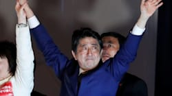 Japon: large victoire du premier ministre Shinzo Abe aux
