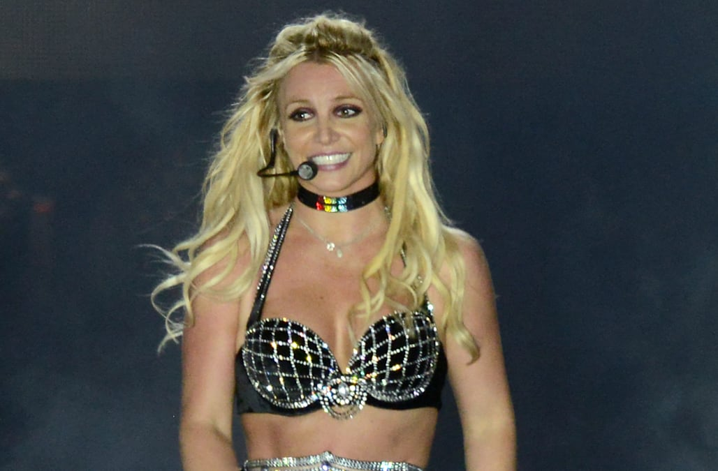 Britney Spears Forgets Where Shes Performing During Brighton Pride Performance