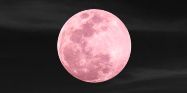 La  Luna Rosa  illuminerà il cielo del 19 aprile ma è solo un' illusione