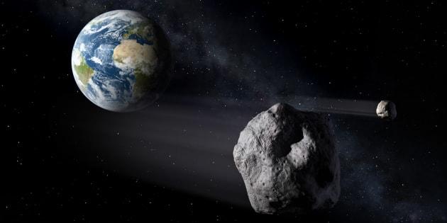 """Cet astéroïde qui va nous frôler va permettre à la Nasa de tester son système de """"défense planétaire"""""""