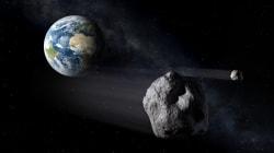 Ce gros astéroïde nous a frôlé alors qu'on ne savait même pas qu'il