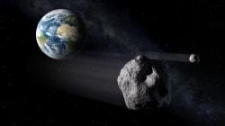 Ce gros astéroïde nous a frôlés alors qu'on ne savait même pas qu'il