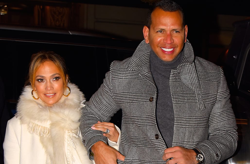 93502cec24b Jennifer Lopez and A.Rod star in first campaign as a couple - AOL ...