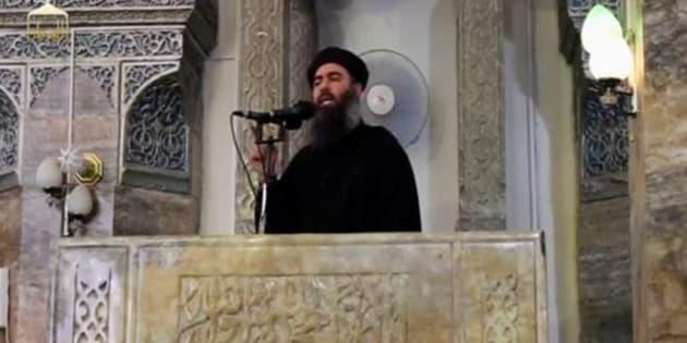 Imagen de archivo de Abu Bakr al Bagdadi.