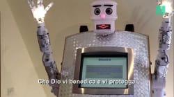 A 500 anni da Lutero, in Germania arriva il prete-robot: impartisce benedizioni e recita la