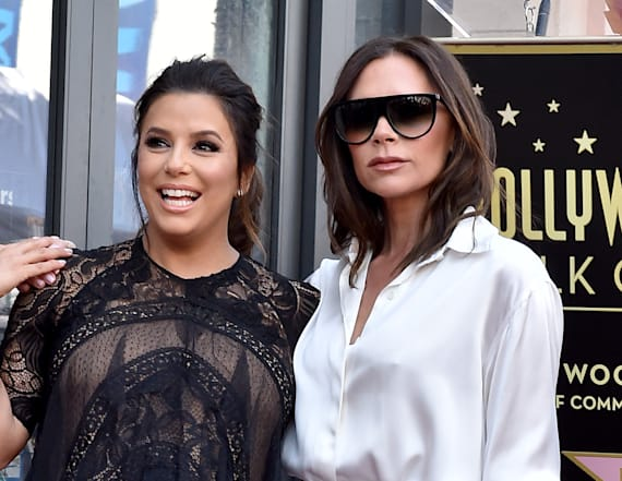 Eva Longoria wants to join the Spice Girls tour