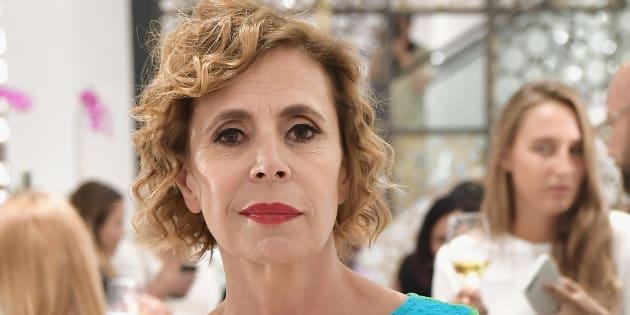 Agatha Ruiz De La Prada en la Miami Fashion Week en mayo de 2017.