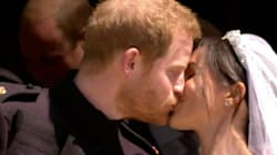 WATCH: Royal Wedding: Prince Harry And Meghan Markle's First