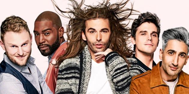 """Pourquoi """"Queer Eye"""" de Netflix est bien plus qu'une émission de relooking"""