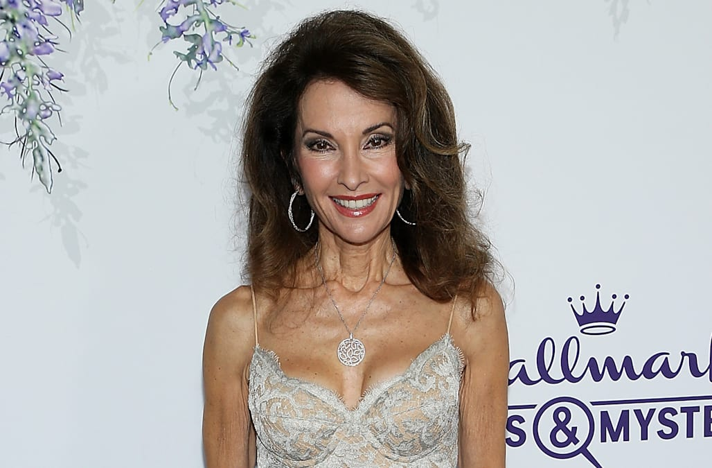 Susan Lucci admits she was 'so shocked' by public's positive