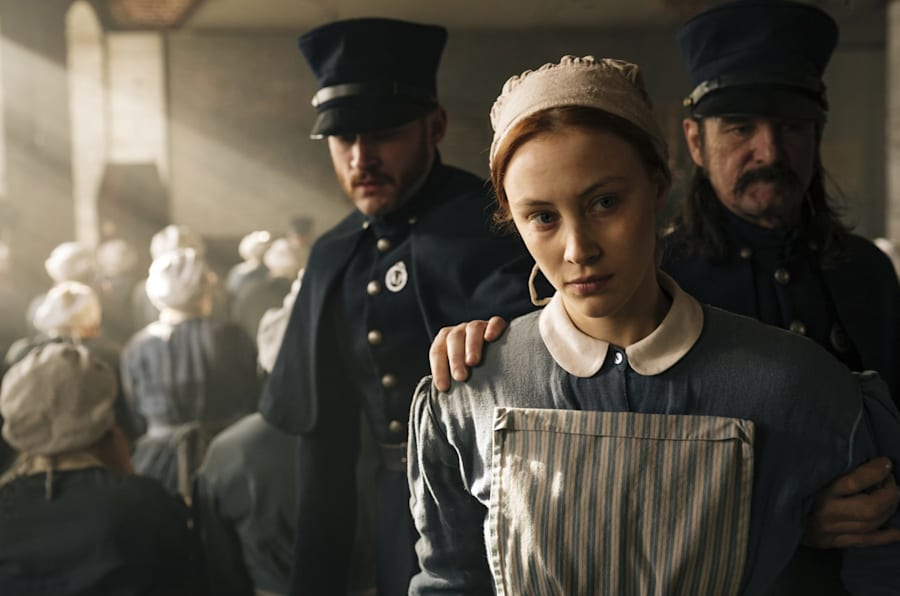 Sarah Gadon protagoniza a minissérie baseada em 'Vulgo Grace', romance de Margaret Atwood