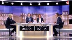 Macron à Le Pen:
