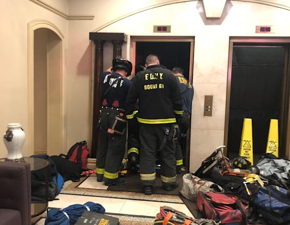 Man killed in elevator accident in NYC high-rise