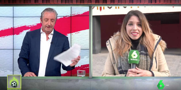Josep Pedrerol, presentador de 'Jugones'.