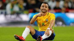 Renato Augusto diminui para o Brasil contra a Bélgica: 2 a