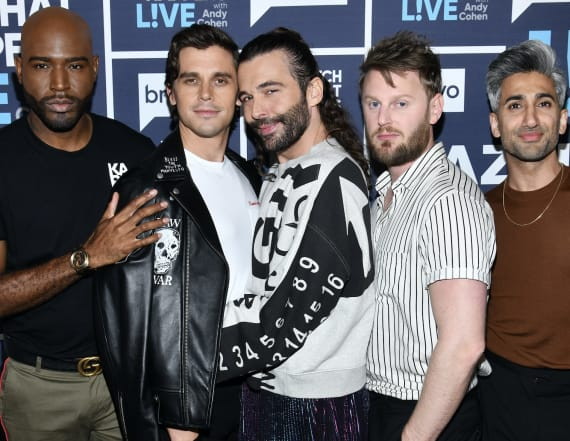'Queer Eye' star still in contact with fan-favorite