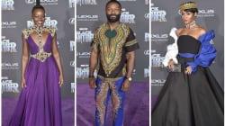 El estreno de 'Black Panther' celebra gloriosamente a la realeza