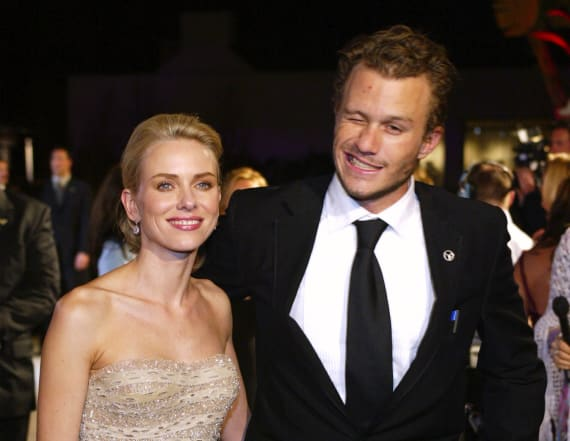 Naomi Watts talks ex-boyfriend Heath Ledger