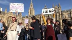 #EleNão: As imagens dos protestos das mulheres contra Bolsonaro pelo
