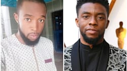 People Are Rattled By How Much This Nigerian Man Looks Like Chadwick
